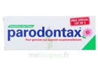 PARODONTAX DENTIFRICE GEL FLUOR 75ML x2 à AMBARÈS-ET-LAGRAVE