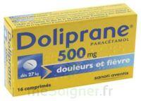DOLIPRANE 500 mg Comprimés 2plq/8 (16) à AMBARÈS-ET-LAGRAVE