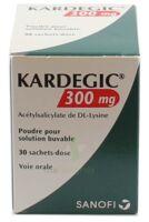 KARDEGIC 300 mg, poudre pour solution buvable en sachet à AMBARÈS-ET-LAGRAVE