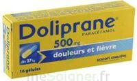 DOLIPRANE 500 mg Gélules B/16 à AMBARÈS-ET-LAGRAVE