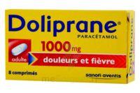 DOLIPRANE 1000 mg Comprimés Plq/8 à AMBARÈS-ET-LAGRAVE