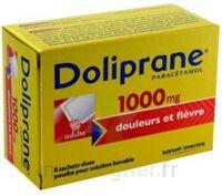 DOLIPRANE 1000 mg Poudre pour solution buvable en sachet-dose B/8 à AMBARÈS-ET-LAGRAVE