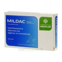 MILDAC 300 mg, comprimé enrobé à AMBARÈS-ET-LAGRAVE