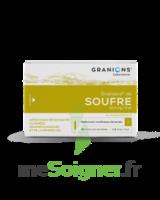 GRANIONS DE SOUFRE 19,5 mg/2 ml S buv 30Amp/2ml à AMBARÈS-ET-LAGRAVE