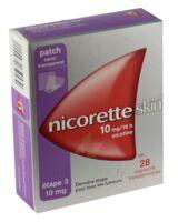 Nicoretteskin 10 mg/16 h Dispositif transdermique B/28 à AMBARÈS-ET-LAGRAVE