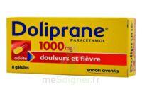 DOLIPRANE 1000 mg Gélules Plq/8 à AMBARÈS-ET-LAGRAVE
