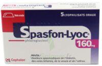 SPASFON LYOC 160 mg, lyophilisat oral à AMBARÈS-ET-LAGRAVE