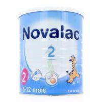 Novalac 2 Lait en poudre 800g à AMBARÈS-ET-LAGRAVE