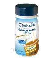 DELICAL BOISSON LACTEE HP HC, 200 ml x 4 à AMBARÈS-ET-LAGRAVE