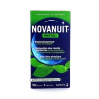 Novanuit Phyto+ Comprimés B/30 à AMBARÈS-ET-LAGRAVE