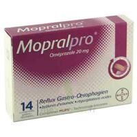 MOPRALPRO 20 mg Cpr gastro-rés Film/14 à AMBARÈS-ET-LAGRAVE