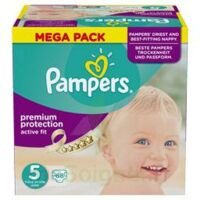 PAMPERS ACTIVE FIT T5 MEGA PACK 68 à AMBARÈS-ET-LAGRAVE