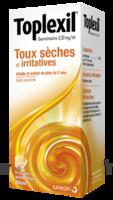 TOPLEXIL 0,33 mg/ml, sirop 150ml à AMBARÈS-ET-LAGRAVE
