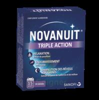NOVANUIT Triple action Gélules B/30 à AMBARÈS-ET-LAGRAVE