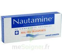NAUTAMINE, comprimé sécable à AMBARÈS-ET-LAGRAVE