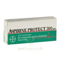 ASPIRINE PROTECT 300 mg, comprimé gastro-résistant à AMBARÈS-ET-LAGRAVE