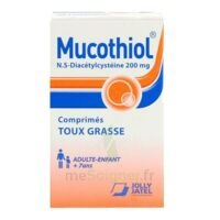 MUCOTHIOL 200 mg Cpr pell Fl/20 à AMBARÈS-ET-LAGRAVE