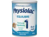 Equilibre Formule épaissie 1 - lait infantile 2ème âge  - 900g à AMBARÈS-ET-LAGRAVE