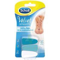 Scholl Velvet Smooth Ongles Sublimes kit de remplacement à AMBARÈS-ET-LAGRAVE
