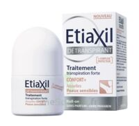 ETIAXIL Dé transpirant Aisselles CONFORT+ Peaux Sensibles à AMBARÈS-ET-LAGRAVE