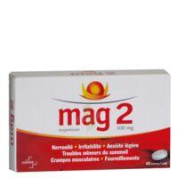 MAG 2 100 mg, comprimé  B/120 à AMBARÈS-ET-LAGRAVE