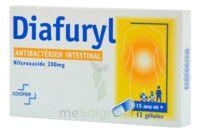 DIAFURYL 200 mg, gélule à AMBARÈS-ET-LAGRAVE