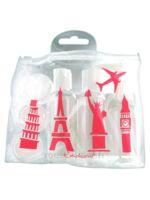 Kit flacons de voyage à AMBARÈS-ET-LAGRAVE