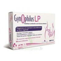 Gynophilus LP Comprimés vaginaux B/6 à AMBARÈS-ET-LAGRAVE