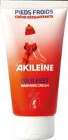 Akileïne Crème réchauffement pieds froids 75ml à AMBARÈS-ET-LAGRAVE