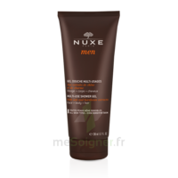 Nuxe Men Gel douche multi-usages 200ml lot de deux à AMBARÈS-ET-LAGRAVE