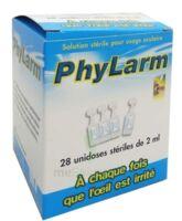 PHYLARM, unidose 2 ml, bt 28 à AMBARÈS-ET-LAGRAVE