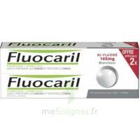 Fluocaril Bi-Fluoré 145 mg Pâte dentifrice blancheur 2*75ml à AMBARÈS-ET-LAGRAVE