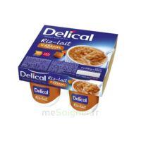 DELICAL RIZ AU LAIT Nutriment caramel pointe de sel 4Pots/200g à AMBARÈS-ET-LAGRAVE