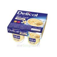 DELICAL RIZ AU LAIT Nutriment vanille 4Pots/200g à AMBARÈS-ET-LAGRAVE