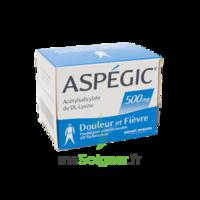 ASPEGIC 500 mg, poudre pour solution buvable en sachet-dose 20 à AMBARÈS-ET-LAGRAVE