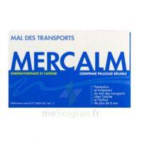 MERCALM, comprimé pelliculé sécable à AMBARÈS-ET-LAGRAVE
