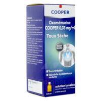 OXOMEMAZINE H3 SANTE 0,33 mg/ml SANS SUCRE, solution buvable édulcorée à l'acésulfame potassique à AMBARÈS-ET-LAGRAVE