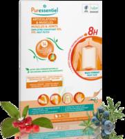 Puressentiel Articulations et Muscles Emplâtre chauffant 14 huiles essentielles XXL à AMBARÈS-ET-LAGRAVE