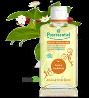 Puressentiel Articulations & Muscles Huile de massage BIO** Effort Musculaire - Arnica - Gaulthérie - 100 ml à AMBARÈS-ET-LAGRAVE