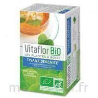Vitaflor Bio Tisane Serenité à AMBARÈS-ET-LAGRAVE