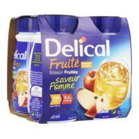 DELICAL BOISSON FRUITEE Nutriment pomme 4Bouteilles/200ml à AMBARÈS-ET-LAGRAVE