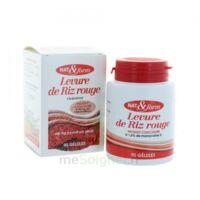 NAT&FORM EXPERT Levure de riz rouge Gélules B/90 à AMBARÈS-ET-LAGRAVE