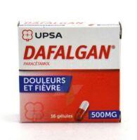 DAFALGAN 500 mg Gélules 2plq/8 (16) à AMBARÈS-ET-LAGRAVE