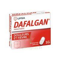 DAFALGAN 1000 mg Comprimés pelliculés Plq/8 à AMBARÈS-ET-LAGRAVE