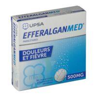 EFFERALGANMED 500 mg, comprimé effervescent sécable à AMBARÈS-ET-LAGRAVE