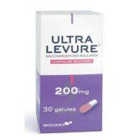 ULTRA-LEVURE 200 mg Gélules Fl/30 à AMBARÈS-ET-LAGRAVE