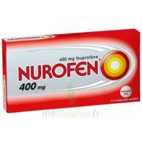 NUROFEN 400 mg Comprimés enrobés Plq/12 à AMBARÈS-ET-LAGRAVE