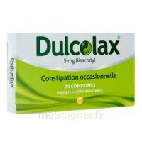 DULCOLAX 5 mg Comprimés enrobés gastro-résistants Plq/30 à AMBARÈS-ET-LAGRAVE