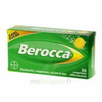 Berocca Comprimés effervescents sans sucre T/30 à AMBARÈS-ET-LAGRAVE