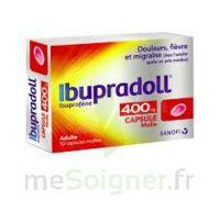 IBUPRADOLL 400 mg Caps molle Plq/10 à AMBARÈS-ET-LAGRAVE